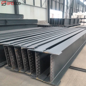 Canada Prefabricated Portal Frame Light Steel Structure Warehouse
