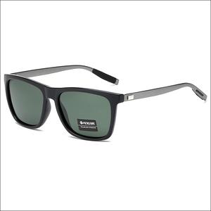 KDEAM HD Vision Luxury Metal Frame Fashion Custom Logo UV400 Polarized Driving Eyewear Shades Sunglasses 2019 Latest