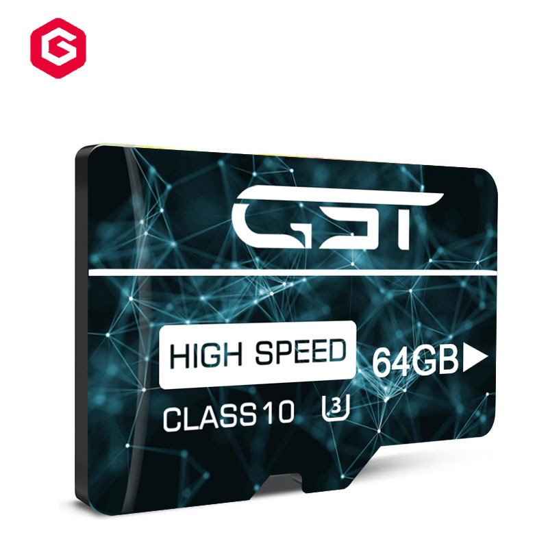 SD/TF Mobile Phone Micro Memory SD Card Full Capacity 16GB 64GB Flash Drive