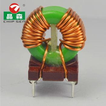 Chipsen T29*19 toroidal ferrite core inductor Electric Induction 200uh 10a toroidal inductor commen mode inductors