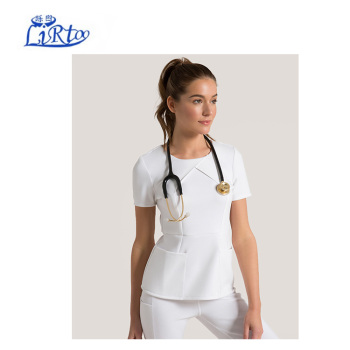 Scrub Uniform Suit Set Medical Hospital Uniform