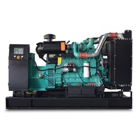 High efficient 250kva diesel generator price engine powered by cummin s engine 6CTAA8.3-G2