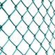 High Quality PVC Coated Green Chain Link Fence