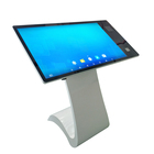 43 inch interactive floor software free stand kiosk