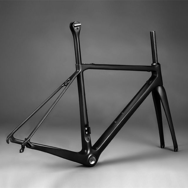 toray carbon t1000 road bike frames with 27.2 seatpost FM008 48/50/52/54/56/58cm, Customized painting is available