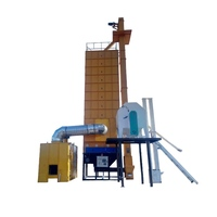 SONCAP Certificated in Nigeria Agricultural Machine, Wheat Seed Corn Paddy Maize Rice Grain Dryer For Sale