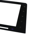 ar coating gorilla glass panel for lcd display