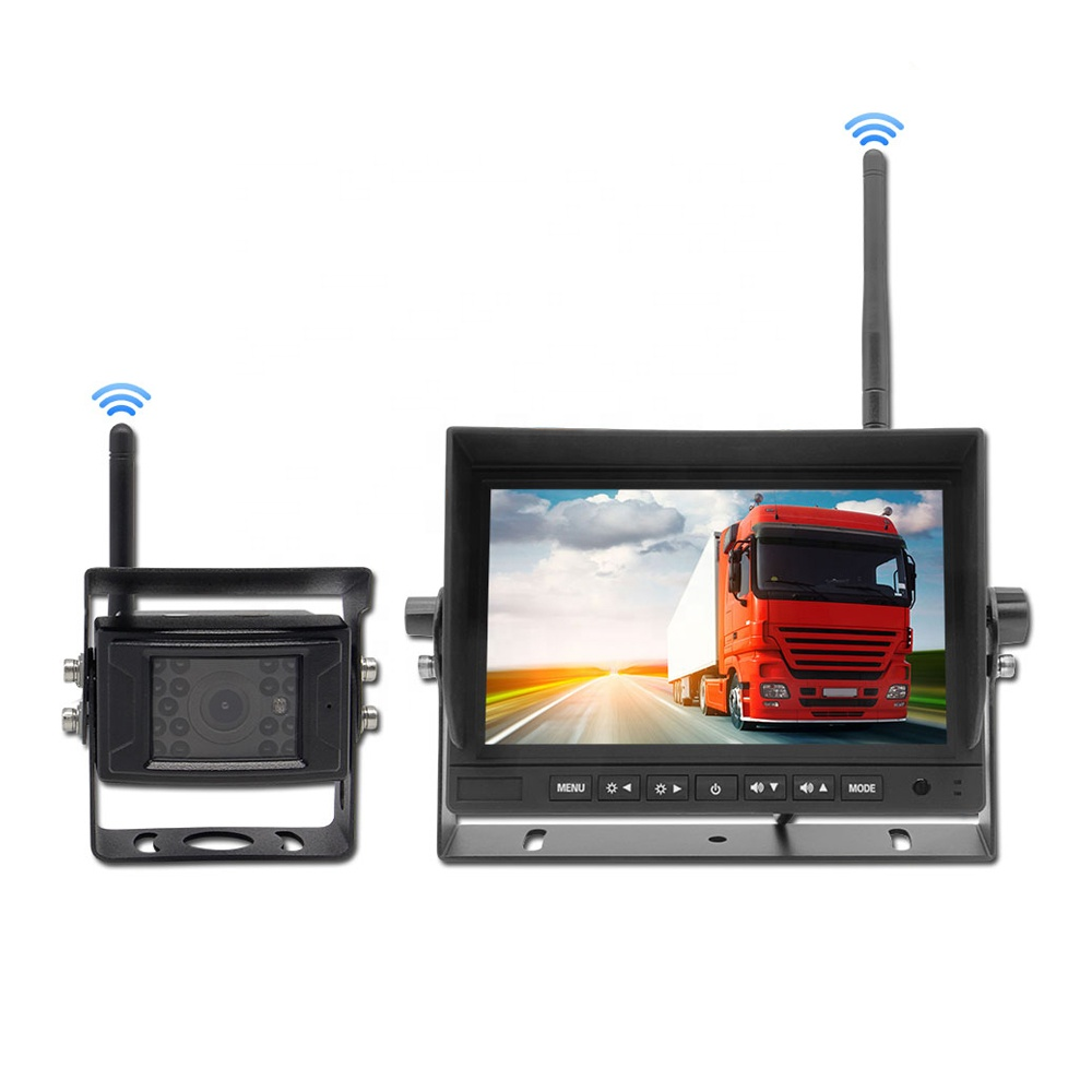 Epark Wireless Car Reverse Truck Rear View Camera 24V Vehicle Mounted Revering Camera System