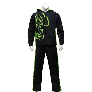 df08e03779 Full Sublimation Printing Cheap Wholesale Men's Tracksuit Outdoor Sport  Training Sportswear Custom Jackets