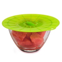 Wholesale High Quality Food Grade Heat Resistant Silicone Cover Flexible Silicone Suction Lid
