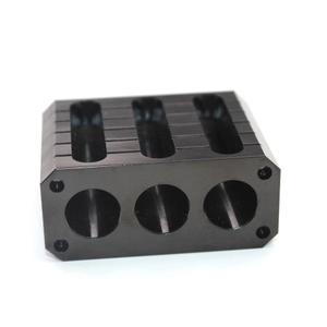 High demand products Custom CNC Machining milling metal 7075 t6 aluminum block