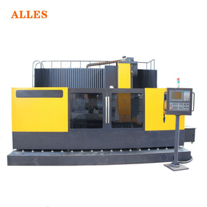 large bridge type cnc drilling and milling machine