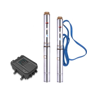 1 Hp 2hp Deep Well Submersible Water Pump Pictures , pompa Submersible