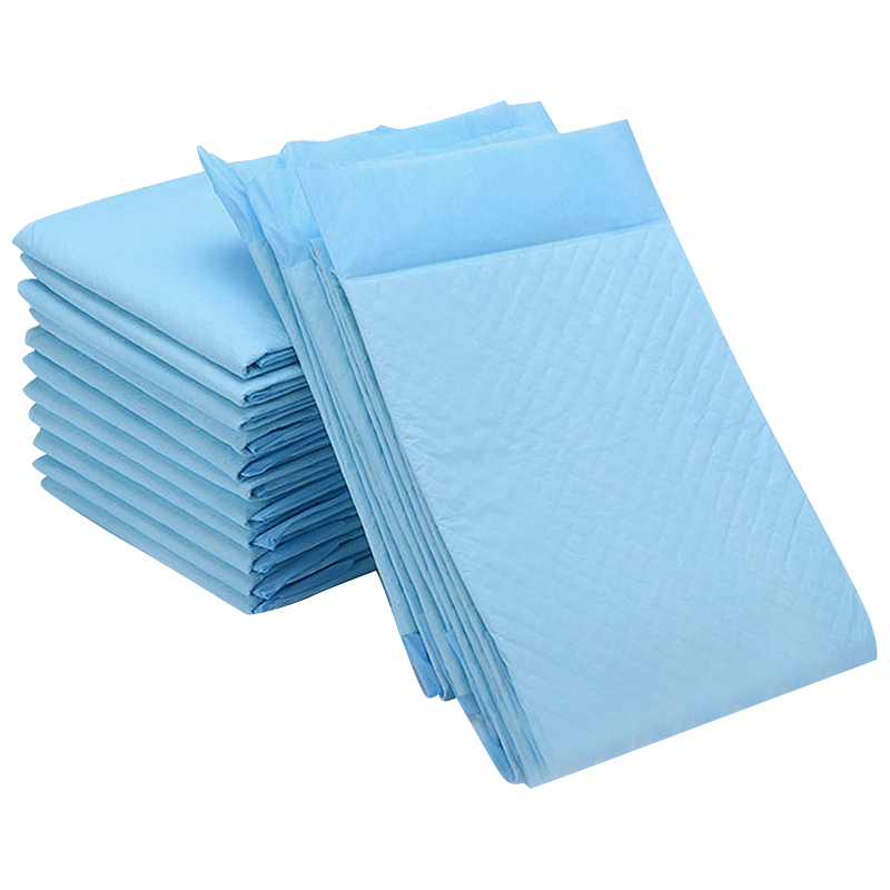 Disposable incontinence pads, disposable ผู้ใหญ่ pad SAP วัสดุ