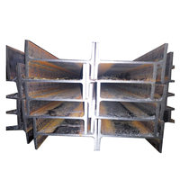 high quality factory supply steel galvanized 100x100 standard length i beam iron