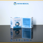 Wholesale household multi-purpose disposable economic lens cleaning towelettes and wipes