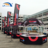 3X3m Outdoors Hexagonal Dome Advertising Tent for event