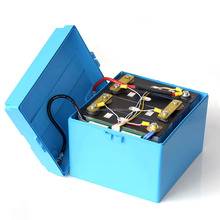 Solar batterie <span class=keywords><strong>lithium</strong></span>-12,8 V 100Ah LiFePo4 batterie pack 4S1P mit BMS und fall