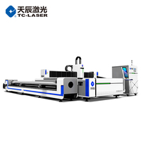 Very cheap 0-20mm stainless steel laser cutting machine for metal sheet and tube