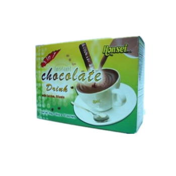 Honsei Instant Hot Milk Chocolate Drink in Box