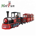 amusement park equipment kids electric trackless tourist train rides for sale