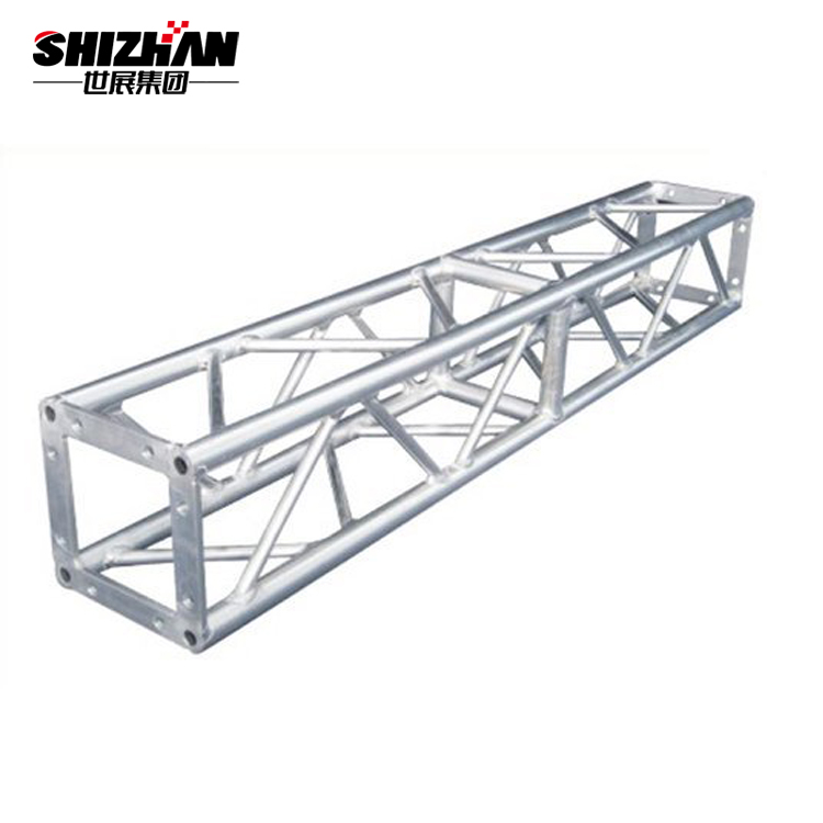 Triangle Screw Tower Lift Booth Truss