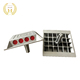 Highway Aluminum Road Studs with Glass Beads Reflector