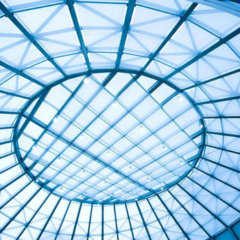 skylight tempered laminated glass roofing panels for ceiling price