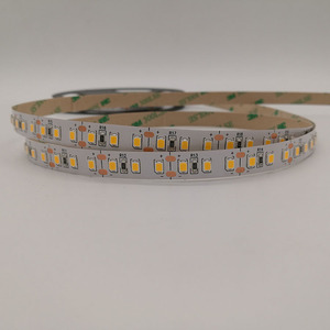 Cheaper high quality button cell battery powered blue multi color led strip