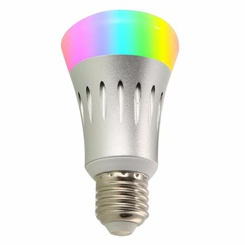 TUYA Smart lamp 7 W E27 Wifi Smart LED Light Wireless Bulb Lamp Werkt met Amazon Alexa Google Home IFFFT RGB Afstandsbediening
