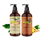 Private Label Small MOQ Ultra Moist Professional Curly Hair Shampoo and Conditioner