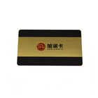 2019 famous brand SUNLAN Printable Inkjet ic key writable rfid smart card from China