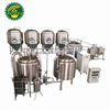 500L Micro Beer Brewing Equipment for Restaurant