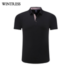 Wintress High quality blank polo shirt,fashion men tops white polo shirt ,50/50 polyester cotton t shirt buyer in usa