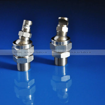Wide Angle Spray Nozzle Adjustable 360 Degree Universal..
