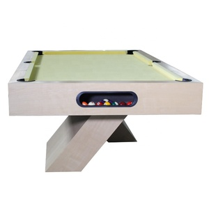 High Quality Modern Design 3 In 1 Billiard Table,8 Ft Pool Table With A Bench