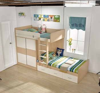 Children Bunk Bed With Wardrobe Being Customization Multiple Bed   Buy Kids  Bunk Bed,Customization Multiple Bed,Bunk Bed With Wardrobe Product On ...