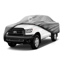 3 Layers 100% Polyester waterproof sunproof electronic car cover indoor for dust protection