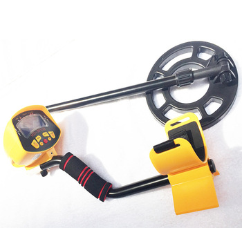 long range Handheld Treasure Hunter Gold Digger Finder LCD Display MD3010II  metal detector