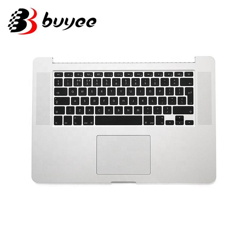 """Apple Macbook Pro A1502 13.3/""""  2015 Keyboard Palmrest Battery Assembly A GRADE"""