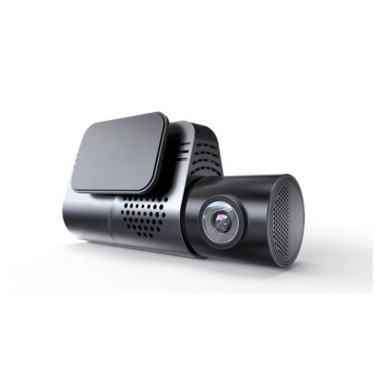 2019 yeni çift 1080 P kamera araba çizgi kam 4 K kullanım kılavuzu gps wifi çift kamera ile