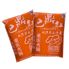 Small pack nice soup base good-tasting pepper sauce chili hot pot condiment seasoning