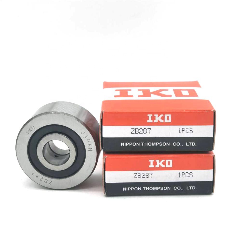 IKO track roller follower zb287 japan bearing