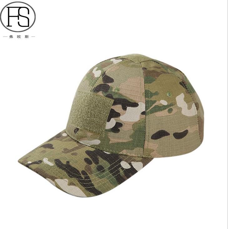Военная Униформа спортивные Кемпинг пеший Туризм Регулируемая голова носить камуфляж бейсбол кепки тактика Открытый Training Combat Зонт шляпа