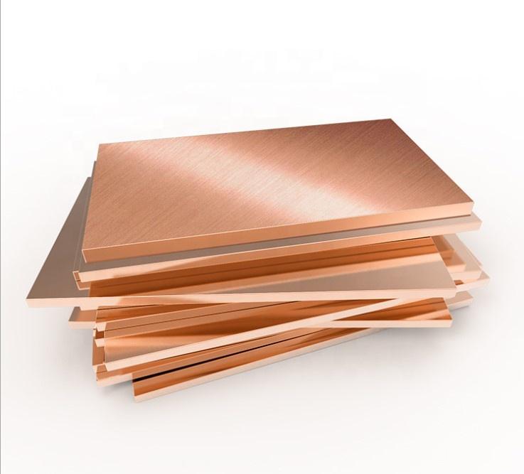 CuCrZr Chromium zirconium Copper Plate Price
