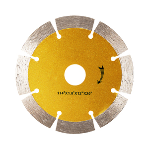 Manufacture supply 36 inch mitre cold pressed dry cutting tool stone diamond circular saw blade