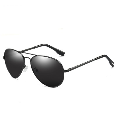 Popular Male Polarized Sunglasses Men Stainless Steel Frame Driver Classic Sunglasses Brand Designer UV400 Sun Glasses