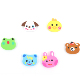 CustomizedBagged In a Variety Of Animal Styles Eraser Cute For Kids