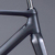 "Flat Mount Disc brake Cyclocross bicycle Frame Carbon 700C*42mm/650B*2.1"" tire"