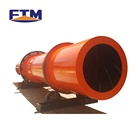 China factory professional industrial rotary dryer roller dryer for limestone clay sand coal
